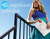 OpenSky Creative Studio Redesign