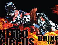 Magazine Editorial: Nitro Circus