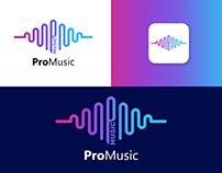 Logo Design for Music Streaming App/Website