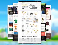 Banner Design for websites