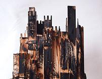 The Stockade Sculptures + Stockade Works on Paper