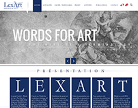 Freelance Project - LexArt