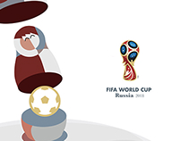 FIFA 2018 poster
