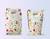 Nässuma aed | Visual identity & packaging