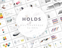 Holds - Multipurpose PowerPoint Presentation Template