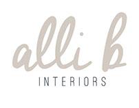 Branding Project - Alli B Interiors