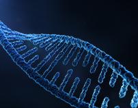 DNA Molecule Structure 4K