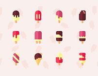 12 Delicious ice cream