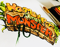 Hamster and Monster - Concept for the game - WIP