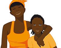 WOORNA - Santé de la jeune femme // 2014