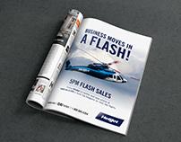 2018 Helijet Magazine Ads