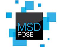 MSD Pose / Logo