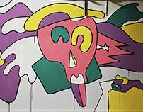 Kinetic Mural