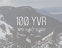 100 YVR