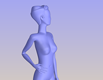 Daily: Animated Character Rig (C4D)
