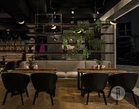Hookah bar in Yerevan