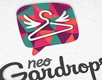 Gardrops // Logo and Visual Identity
