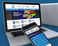 ЭнергоСтройИнвест - Дизайн сайта