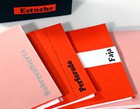 Catalog of bookbinding