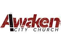 Awaken City Church Branding