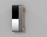 conceptual wall clock