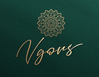 Logo and identity for Image Designer Vgors