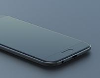 galaxy S8 concept design