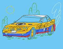 cool rally cars