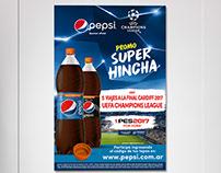 Pepsi -Promo- POP Material