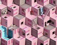 Suburban Surrealism