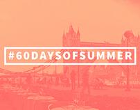 #60DAYSOFSUMMER