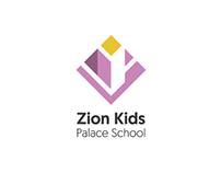 Zion Kids Logo & Rebranding