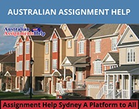 Sydney Assignment Service & Help Services