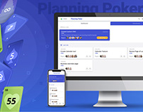 Planning Poker UX and UI