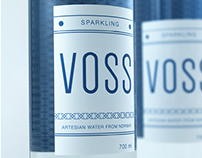 VOSS MINERAL WATER
