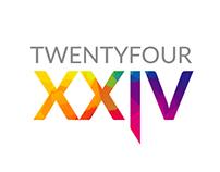 24 Logo