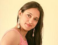 Model Savita
