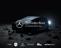 Mercedes-Benz - Monolith campaign