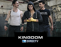 DIRECTV: Mailing Invitacional Motion Graphic Kingdom