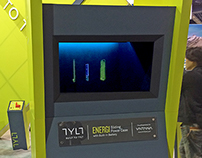TYLT Hologram Experience at CES 2015
