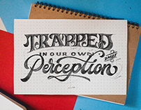 2018 Hand Lettering Collection