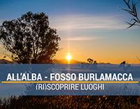 All'alba - Fosso Burlamacca