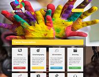 Websites layout