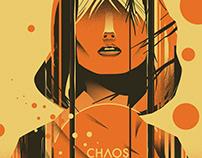 Chaos walking alternative poster