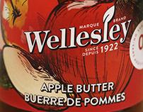 Wellesley Package & Branding Redesign