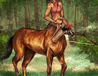Character Design + Illustration: Fantasy