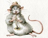 """The Rats"" #7"
