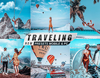 Traveling Photo Effects
