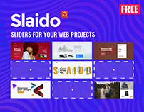 Slaido - Free Sliders for your Web Projects