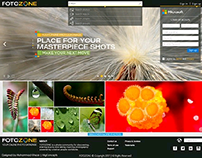 FotoZone, Online Image Database - Test2 - Home Page